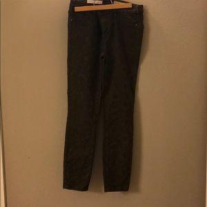 Pilcro ankle jeans